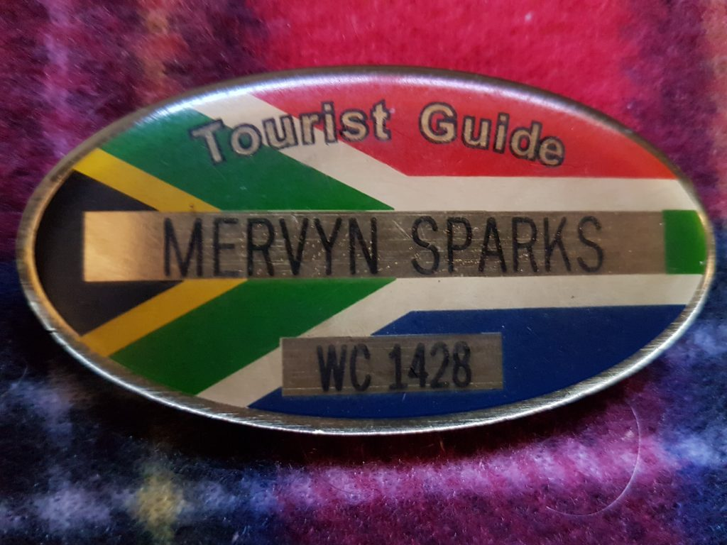 Merve's background as a registered Tourist Guide